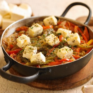 cazuela de verduras baja