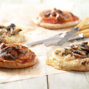 pizza a la parri