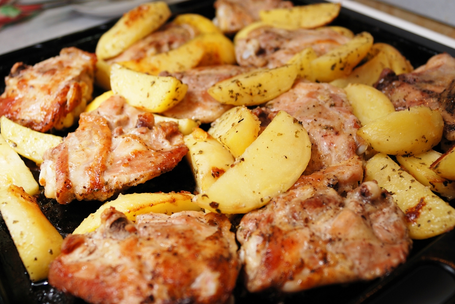 maneras de cocinar un pollo maru botana