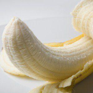 banana mascarilla