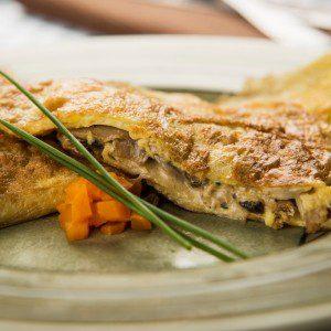 omelette gourmet
