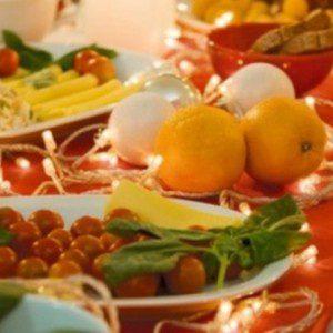 fiestas saludables