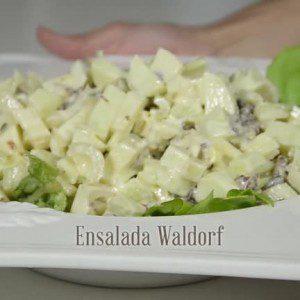 Ensalada Waldorf